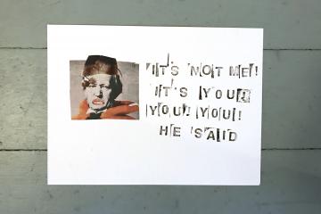 Collagebild av Titti Erksell Barker